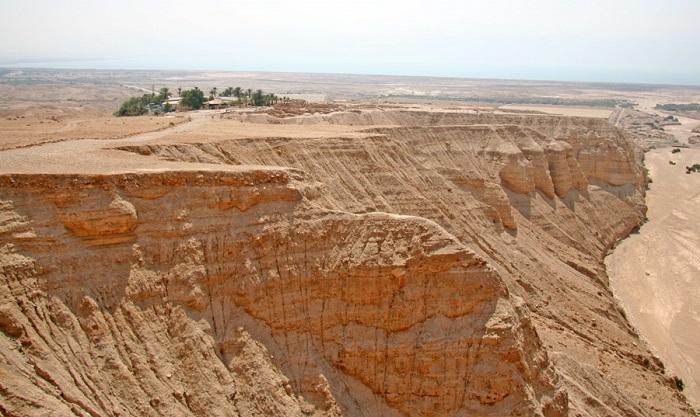 Rústirnar við Qumran