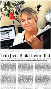 Jóna Ágústa Ragnheiðardóttir hómópati