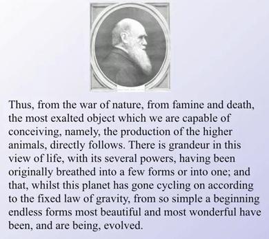 Richard Dawkins heldur fyrirlestur um Charles Darwin