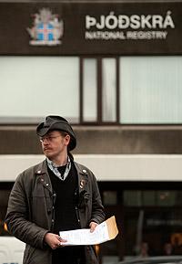 Véstinn Valgarðsson