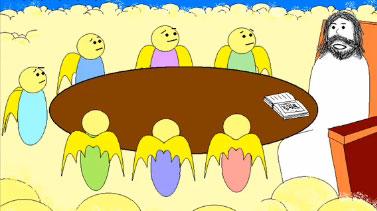 Hvað myndi Jesús ekki gera?