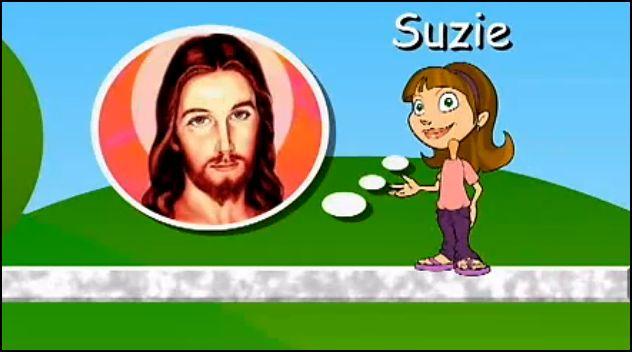 Sagan af Suzie