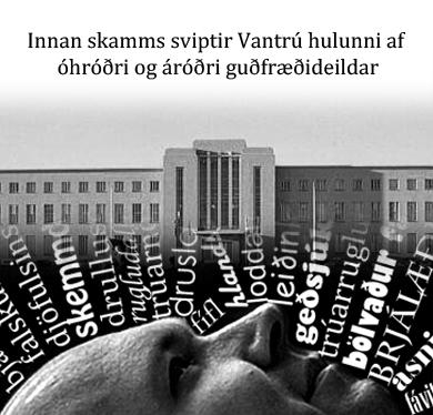 Bjarni Randver og fúkyrðaflaumurinn