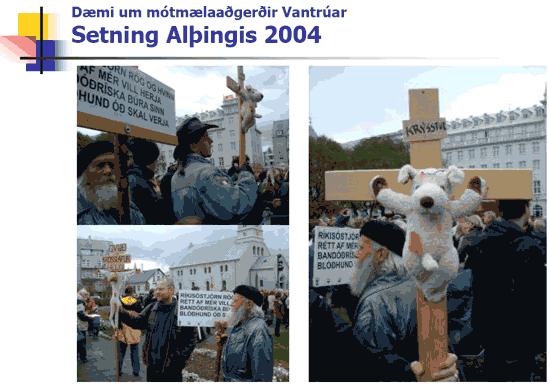 Skyrdagurinn 2004