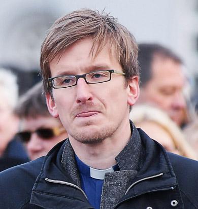 Séra Þorvaldur Víðisson