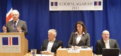 11. fundur Stjórnlagaráðs