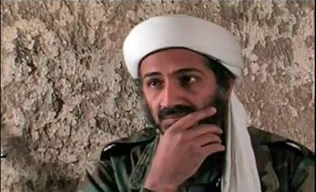 Bin Laden í viðtali hjá CNN