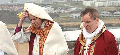 Karl Sigurbjörnsson, fyrrum biskup