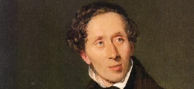 Mynd af H.C. Andersen