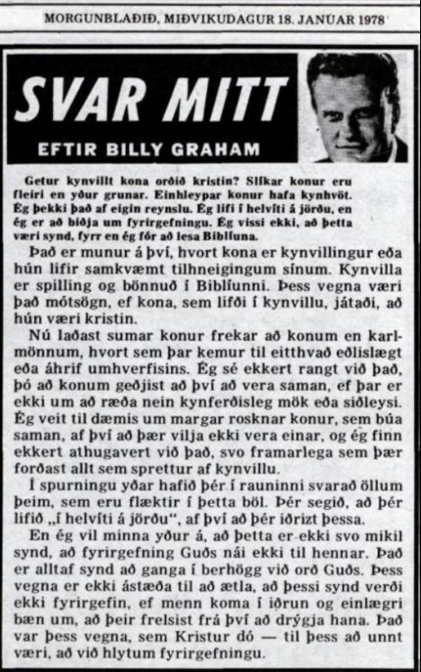 Morgunblaðið, 1978-01-18 bls. 18