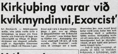 Mynd af frétt um þennan atburð