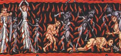 Mynd af helvíti