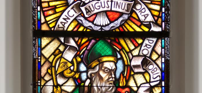 Mynd af Ágústínus