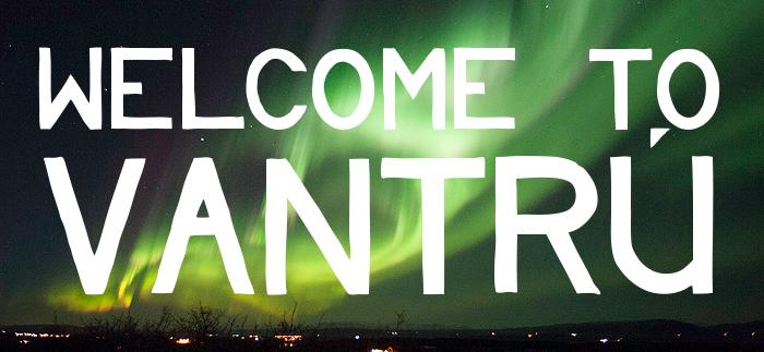 Mynd af Welcome