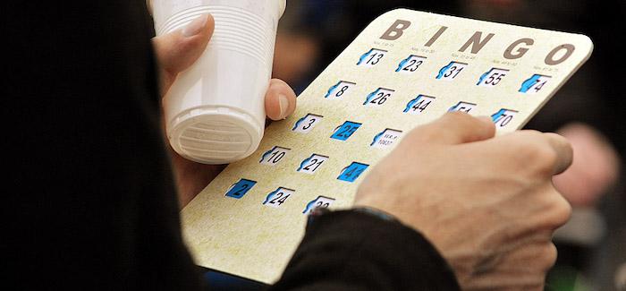 bingóspjald